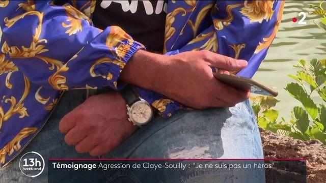 Témoignage : il a aidé à interpeller l'agresseur de Claye-Souilly