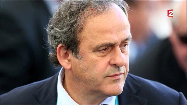 Michel Platini voit sa suspension réduite à 4 ans