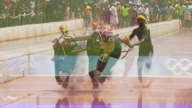 Athlétisme : un Indien fait trembler Usain Bolt