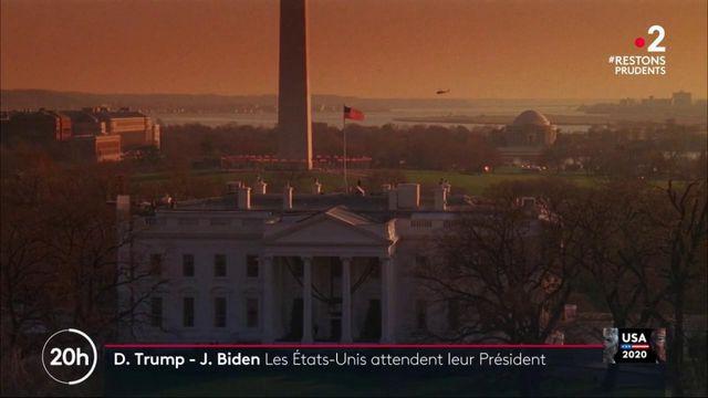 Présidentielle américaine : les électeurs attendent leur président