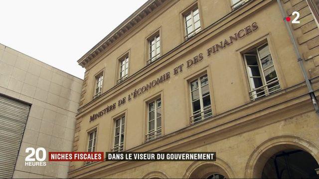 Impôts : les niches fiscales dans le viseur du gouvernement