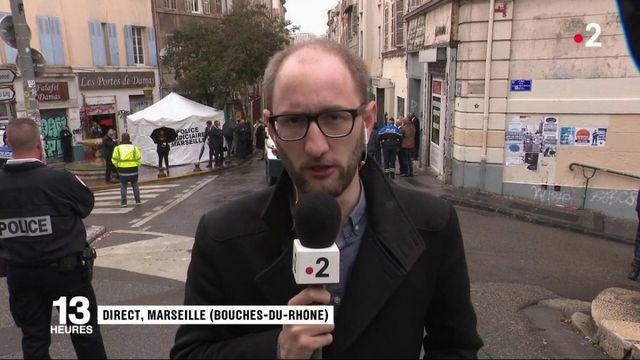 Marseille : deux autres immeubles menacent de s'effondrer