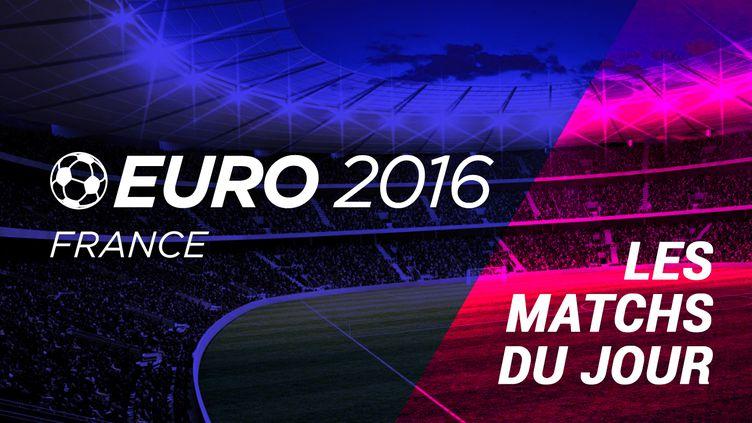 L'Euro 2016 a débuté