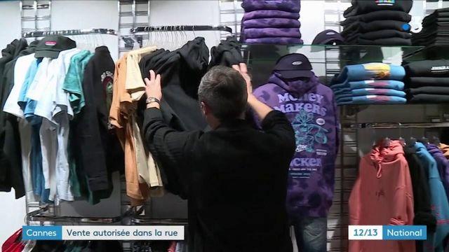 Alpes-Maritimes : des mairies autorisent les commerces non-essentiels à vendre sur la voie publique