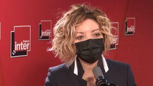 L'épidémiologiste Vittoria Colizza sur France Inter le 23 février 2021 (FRANCE INTER / RADIOFRANCE)
