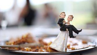 Les souvenirs de mariage... Le jour du mariage n'est pas toujours comme on l'avait imaginé. (LIONEL VADAM  / MAXPPP)