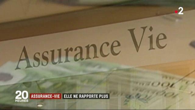 Assurance-vie : un placement perdant