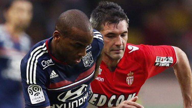 Jimmy Briand et Jérémy Toulalan pourraient se retrouver en Coupe de France. (VALERY HACHE / AFP)