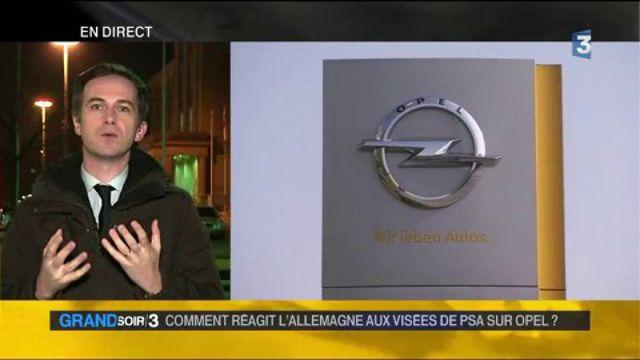 Automobile : l'intérêt de PSA pour Opel inquiète l'Allemagne
