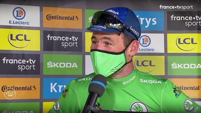 Après des blessures à répétition et une dépression, Mark Cavendish, 36 ans, vient de glaner son 1er succès sur le Tour depuis 2016.