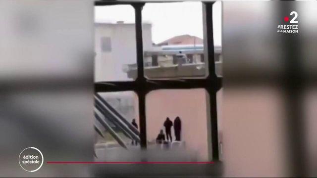 Confinement : la colère gronde dans les prisons