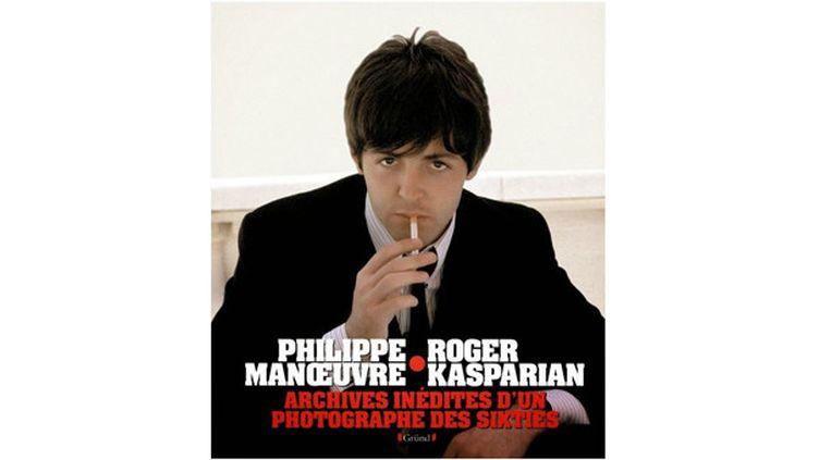 La couverture du premier livre de photos issu des archives de Roger Kasparian.  (Gründ 2014)