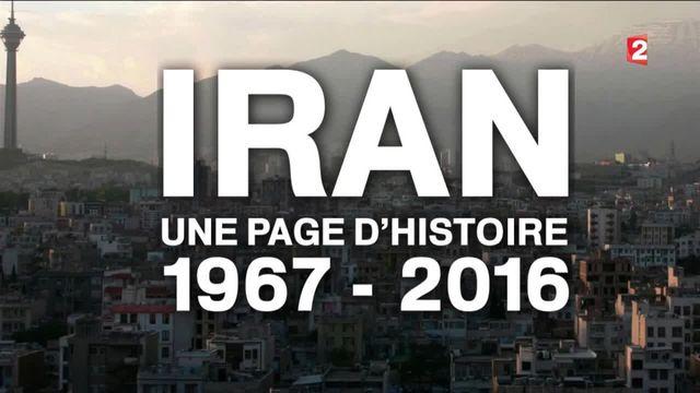 Iran : un demi-siècle de relations avec la France