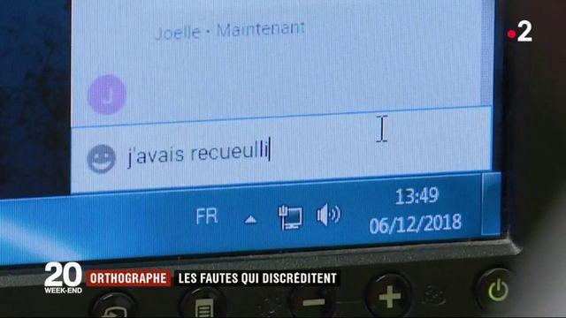 Orthographe : Les Français font de plus en plus de fautes