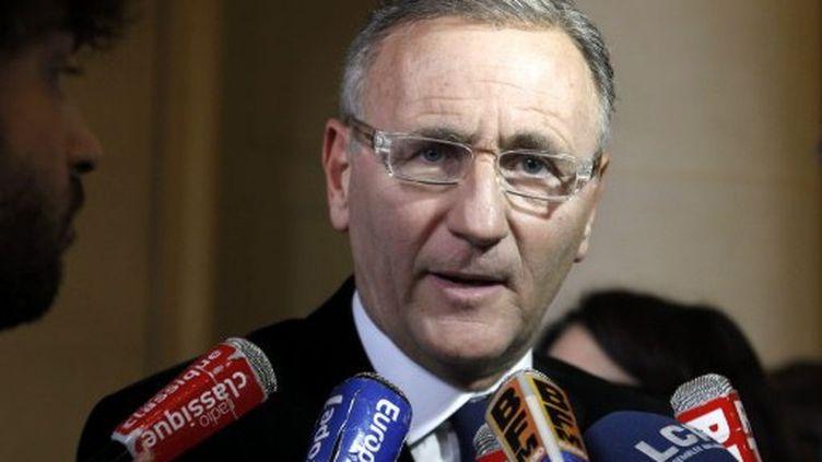 André Vallini est devenu conseiller général à 35 ans et député à 40 ans. (AFP - François Guillot)