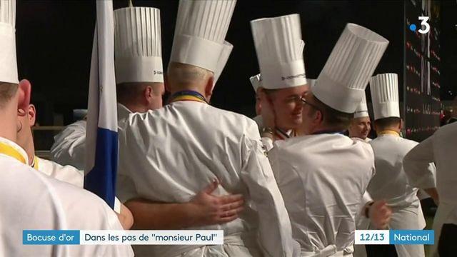 """Cuisine : dans les pas de """"Monsieur"""" Paul Bocuse, et de son prix"""