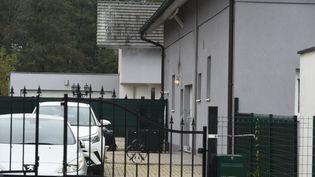 La maison du couple àOberhoffen-sur-Moder. (FRANCK KOBI / MAXPPP)