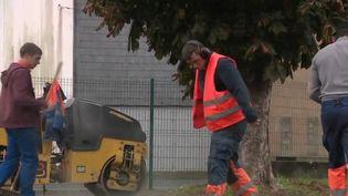 Coronavirus : les travaux publics prennent du retard (FRANCEINFO)