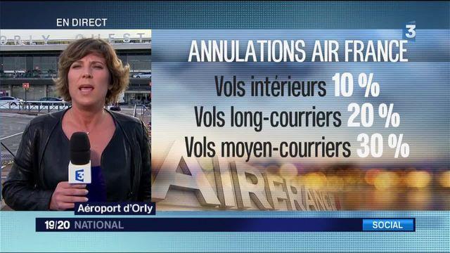 Air France : grève limitée ce samedi