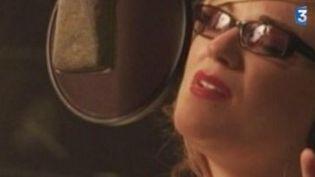 Melody Gardot, voix lumineuse dans corps cassé  (Culturebox)
