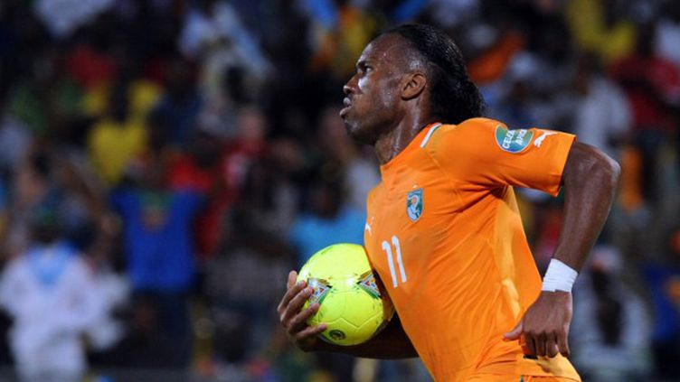 Les Ivoiriens abordent les quarts en favoris (ALEXANDER JOE / AFP)