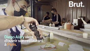 VIDEO. De Top Chef à TikTok, à seulement 24 ans, il ouvre son premier restaurant (BRUT)