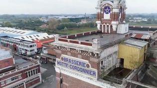 La brasserie Motte-Cordonnier, à Armentières, dans le Nord. (france 3)