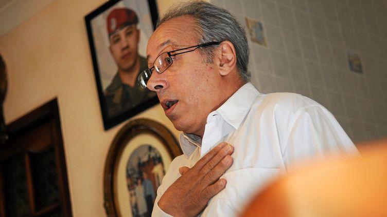(Albert Chennouf Meyer avait lancé une procédure judiciaire pour que l'Etat soit reconnu responsable de la mort de son fils Abel Chennouf, tué par Mohamed Merah © Maxppp)