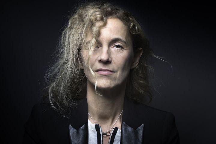Delphine de Vigan, en octobre 2015  (Joel Saget / AFP)