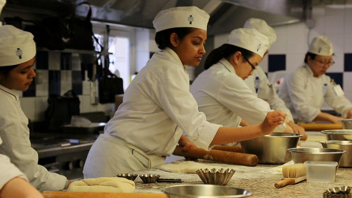 a la recherche des femmes chefs lyon
