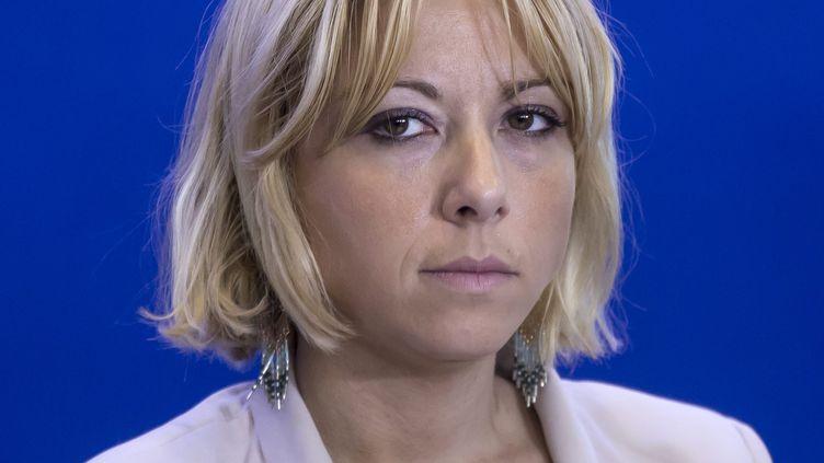 Florence Portelli, porte-parole de François Fillon pour la primaire (VINCENT ISORE/IP3 / MAXPPP)