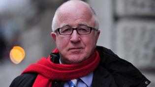 L'ancien député travailliste britannique Denis MacShane en 2013. (CARL COURT / AFP)