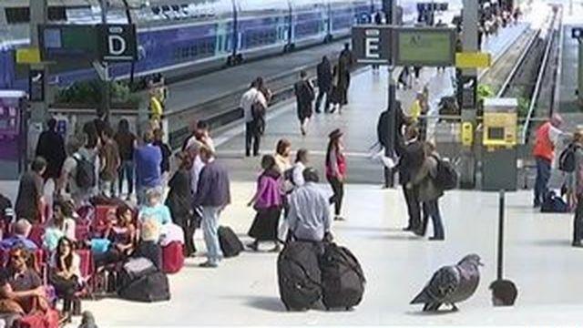 1,5 millions de voyageurs attendus à la SNCF ce week-end !