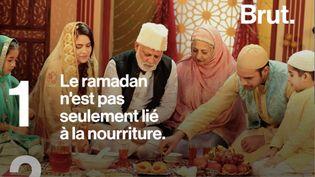En France, la date du début du ramadan a été fixée ce lundi 6 mai. Voici quelques précisions sur ce mois de jeûne. (BRUT)