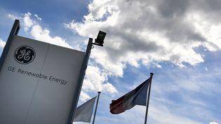 Le site Hydro France de General Electric à Grenoble (Isère). (JEAN-PIERRE CLATOT / AFP)