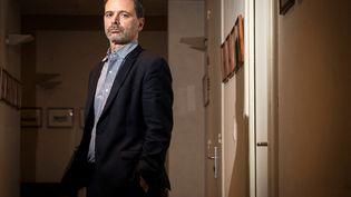 Rémi Salomon, président de la commission médicale d'établissement de l'AP-HP. (JOEL SAGET / AFP)
