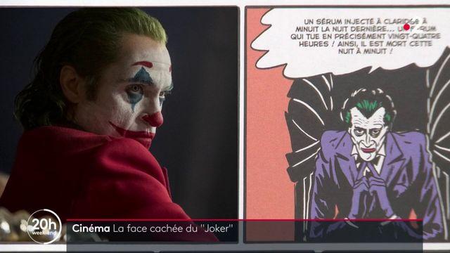 Cinéma : à la découverte de la face cachée du joker Octave Odola
