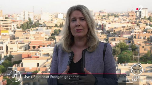 Syrie : Poutine et Erdogan gagnants