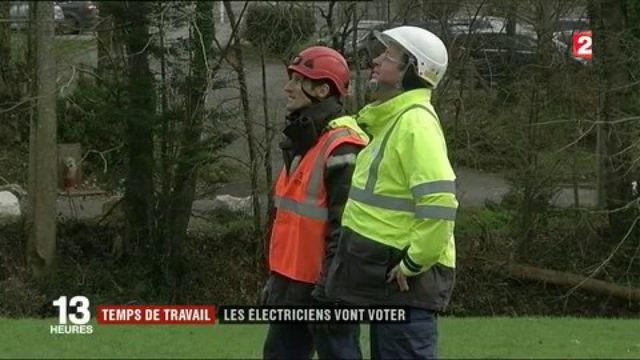 Temps de travail : les salariés de RTE appelés à voter