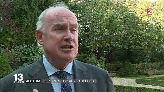 Alstom : un plan pour sauver Belfort