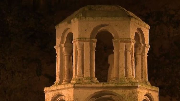 Eglise souterraine (France 2)