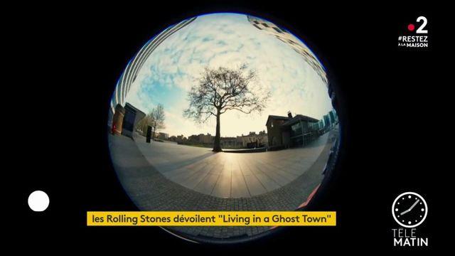 Musique: les Rolling Stones dévoilent «Living in a Ghost Town»