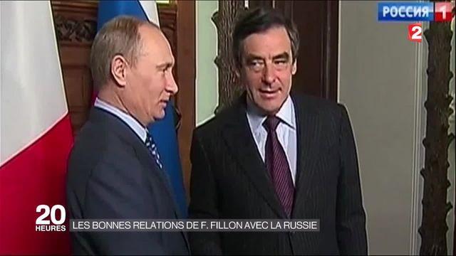 La Russie se réjouit de la victoire de François Fillon au premier tour de la primaire