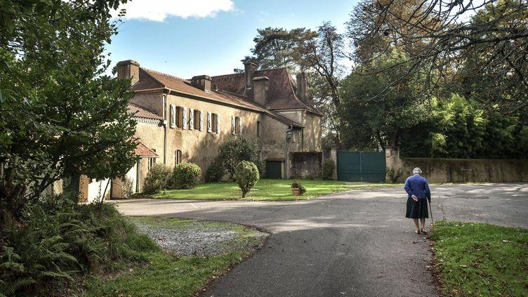 Le Carmel Notre-Dame de la Rencontre à Simacourbe (Pyrénées-Atlantiques), le 15 octobre 2016. (MAXPPP)