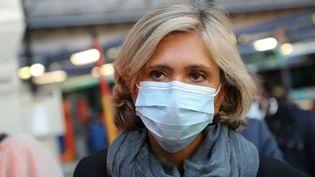 Valérie Pécresse, le 2 septembre 2020, à Paris. (LUDOVIC MARIN / AFP)
