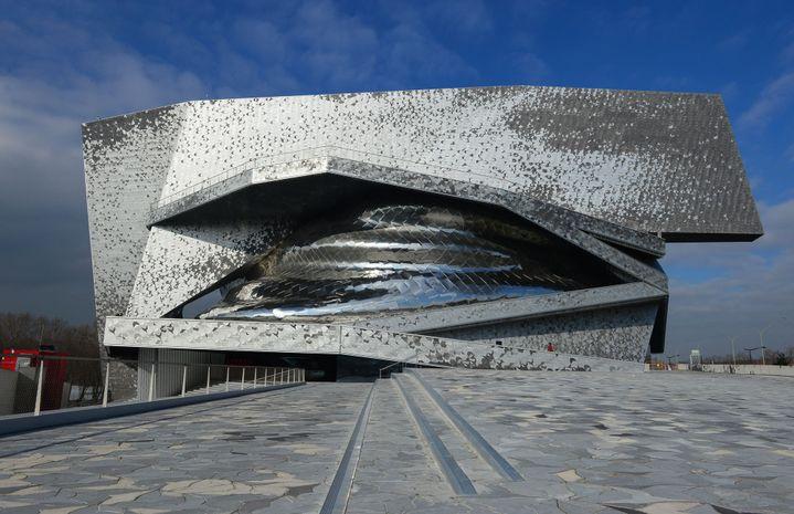 La Philharmonie de Paris  (ISA HARSIN/SIPA)