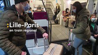 La SNCF relance le TER entre Lille et Paris (France 3)