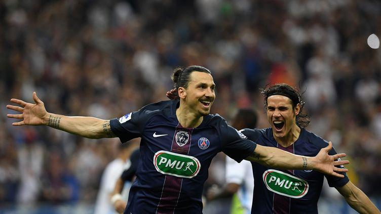Zlatan Ibrahimovic, le héros du soir (FRANCK FIFE / AFP)