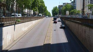 Avenue du Maine à Paris le 29 septembre 2020. (GILLES TARGAT / GILLES TARGAT)