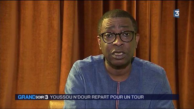 Youssou N'Dour repart pour un tour